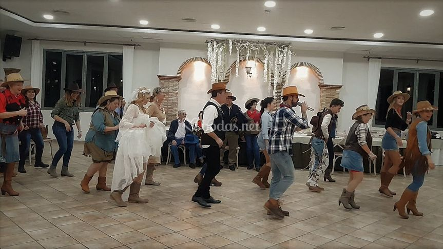 Duo Top Music (boda country)