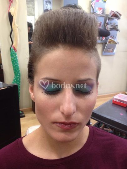 Maquillaje evento