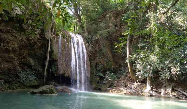 Cataratas Erawan