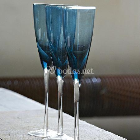 Elegancia y diseño convertidos en cristal