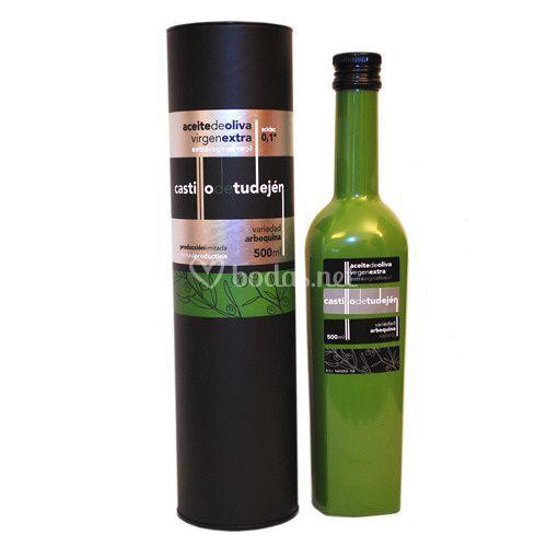 Estuche individual aceite de oliva virgen