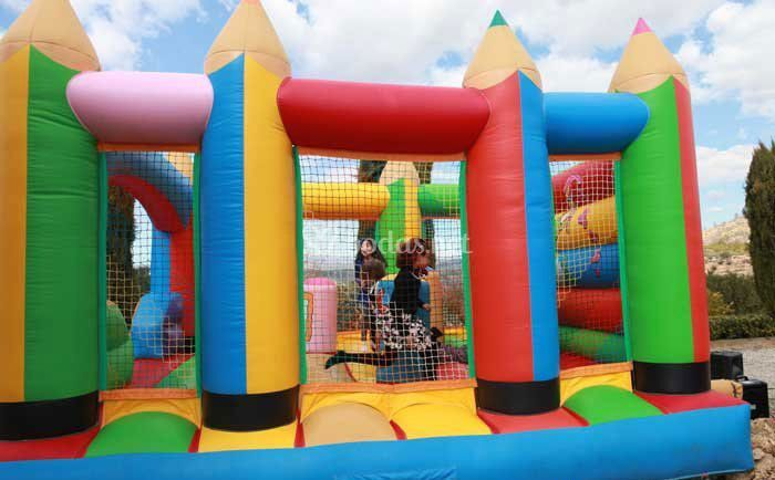 Circuito inflable