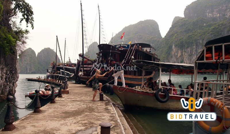 Luna de miel a Vietnam
