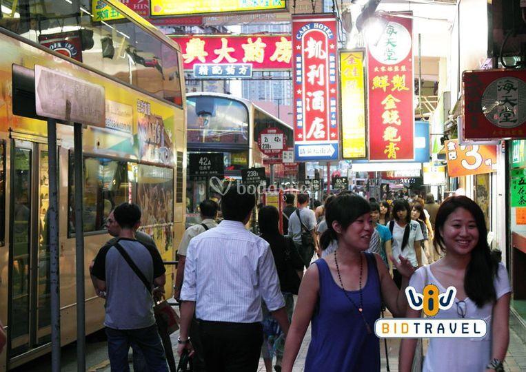 Viaje de novios en Asia