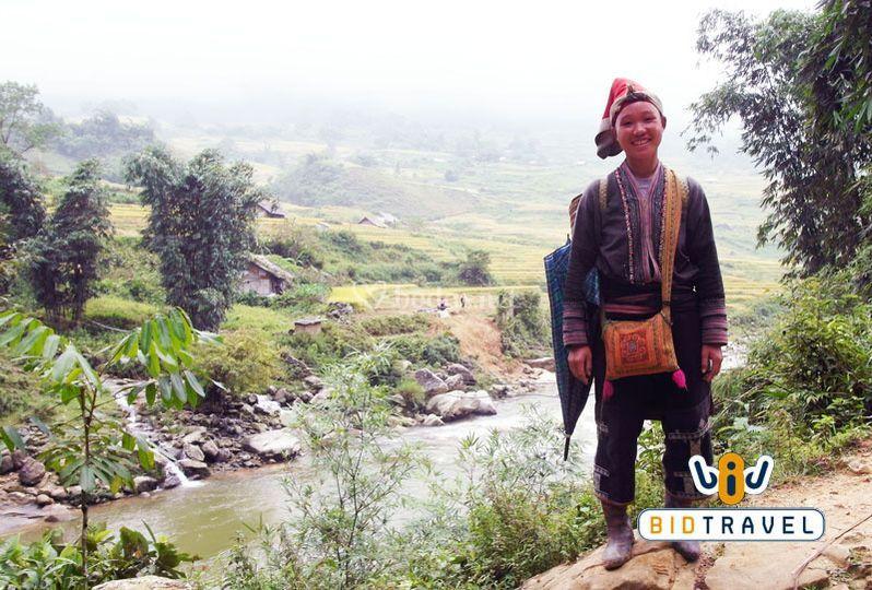 Trekking por Sapa, Vietnam