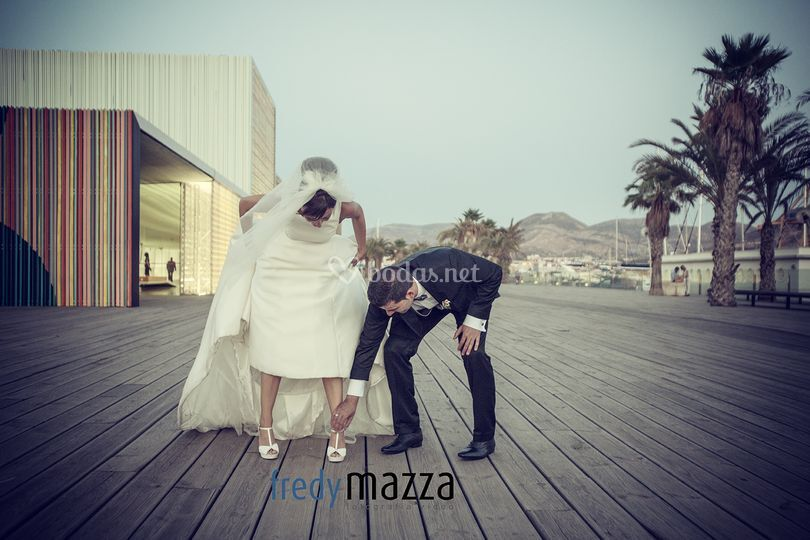 Fredy mazza fotografo de bodas