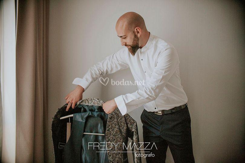 Fredy Mazza