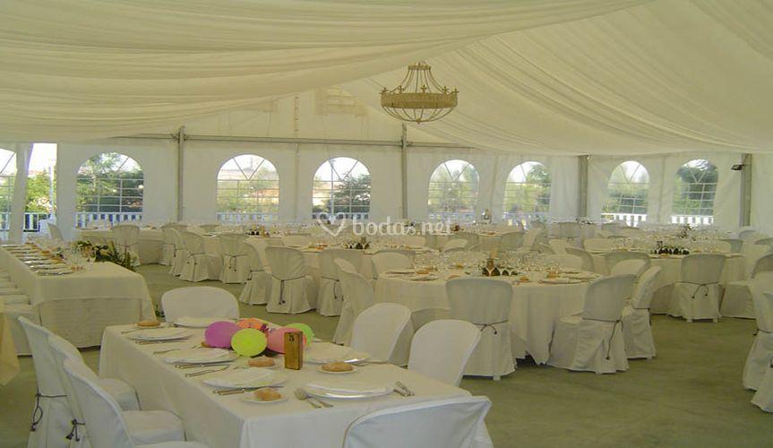 Montajes especiales para boda