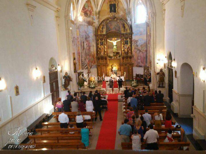 Capilla del Cristo (Torrijos)
