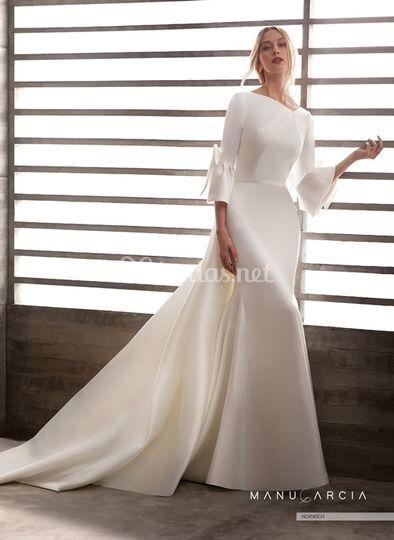 Alquiler vestidos novia asturias