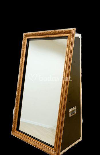 Fotomatón de espejo
