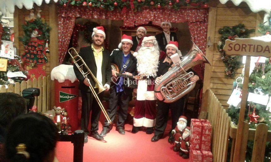 Stromboli Jazz Band