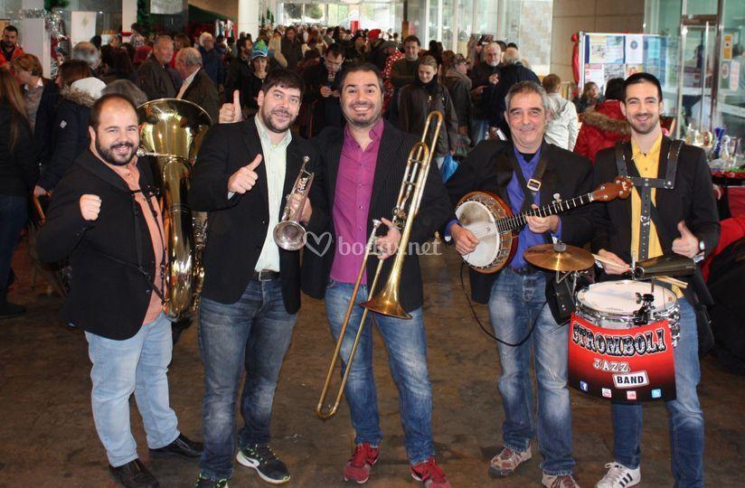 Stromboli Jazz Band Dixie Swing
