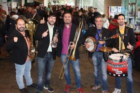 Stromboli Jazz Band Dixie Swing