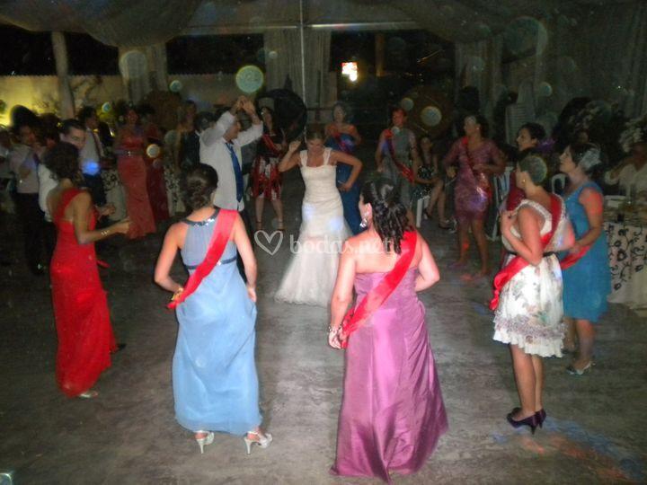 Bailes para bodas