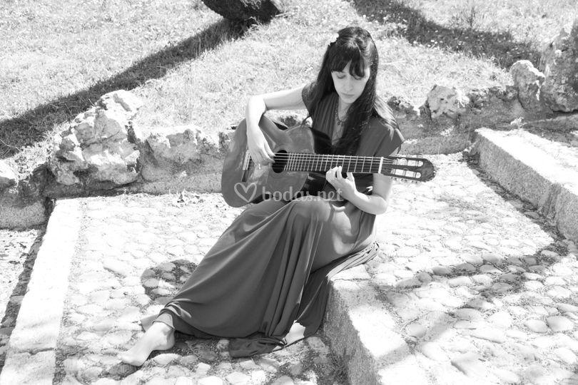 Guitarra clásica bodas Madrid