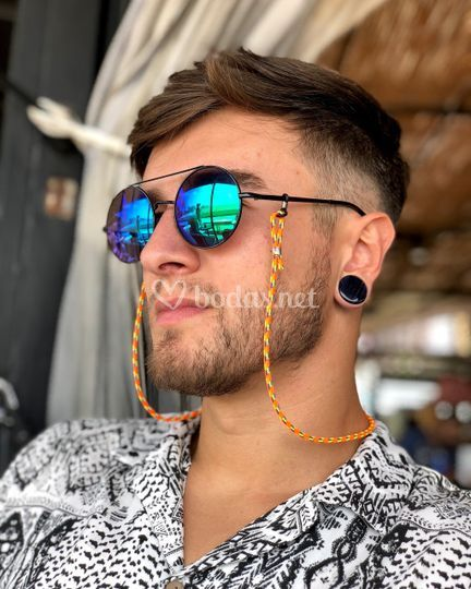 Cuerdas de gafas