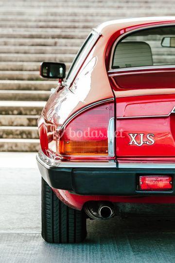 Jaguar xjs le mans