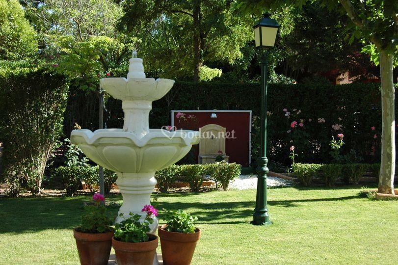 Jardines de la hacienda de los santos foto 12 for Jardines de la hacienda
