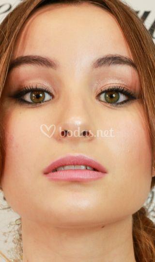 Maquillaje romantico
