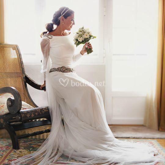 tiara en cristal de swarovski de carmen maría mayz | foto 11