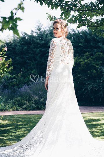 vestidos de novia 2018 de carmen maría mayz | fotos