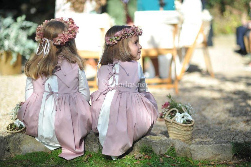 Coronitas para princesas
