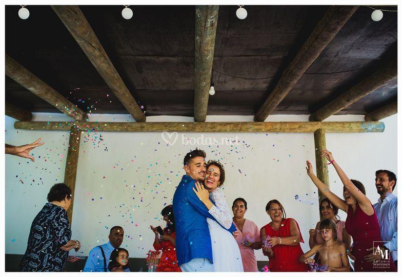 Boda Patricia y Miguel 2018
