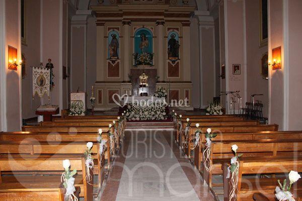 Altar de los salesianos