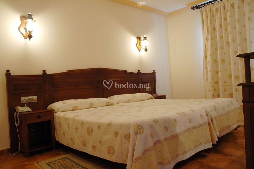 Habitación para invitados
