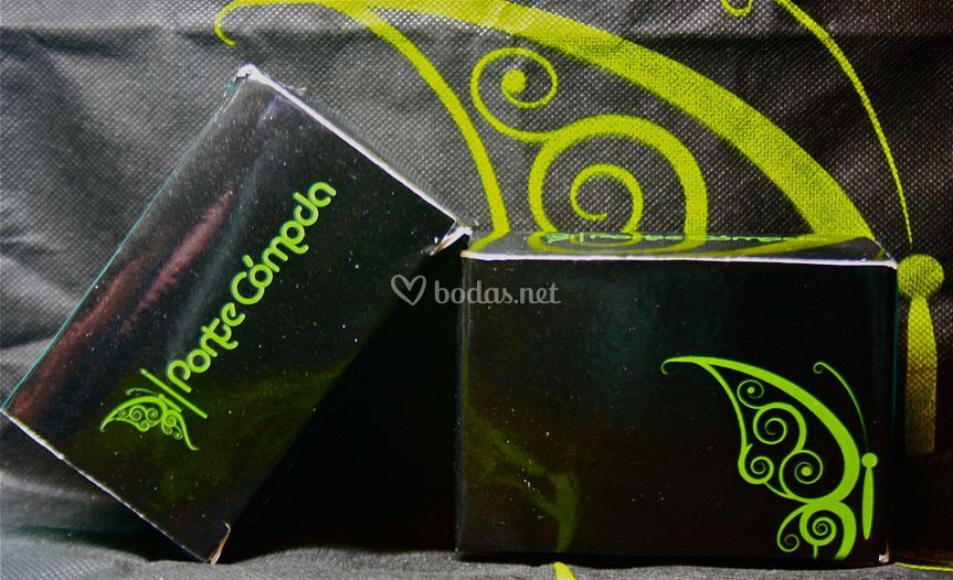 Cajas del producto