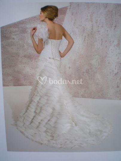Toques elegantes para novia