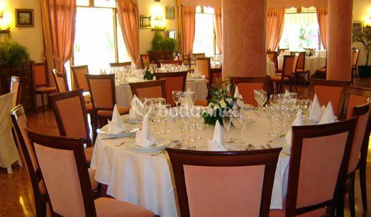 Elegancia en vuestro banquete nupcial