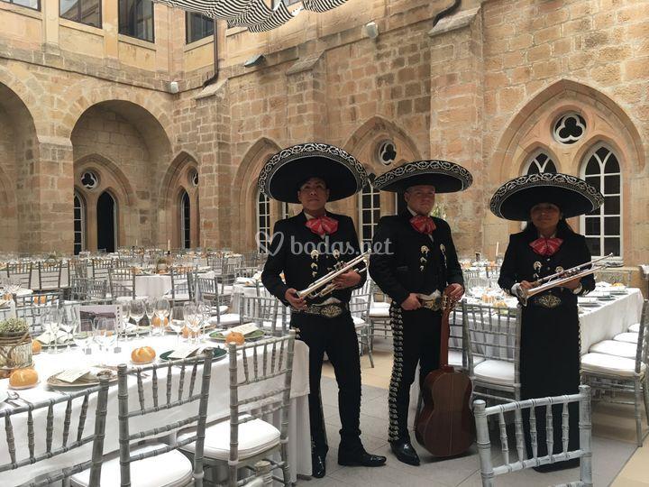 Boda mariachis