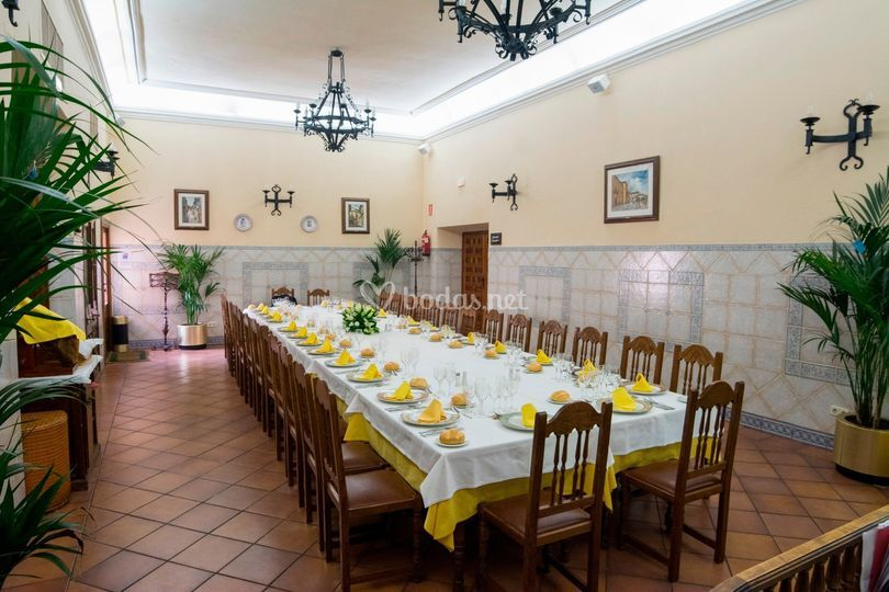 Restaurante para boda