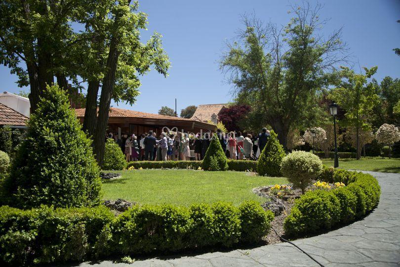 Jardines El Cortijo