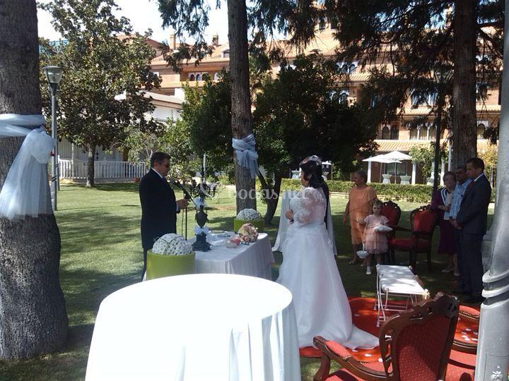 Ceremonia - Granada Palace