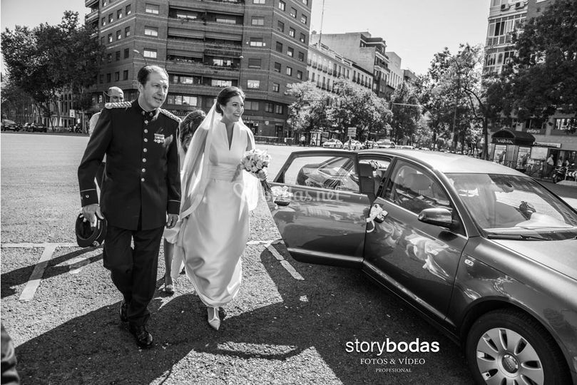 Storybodas - Fotos de la ceremonia