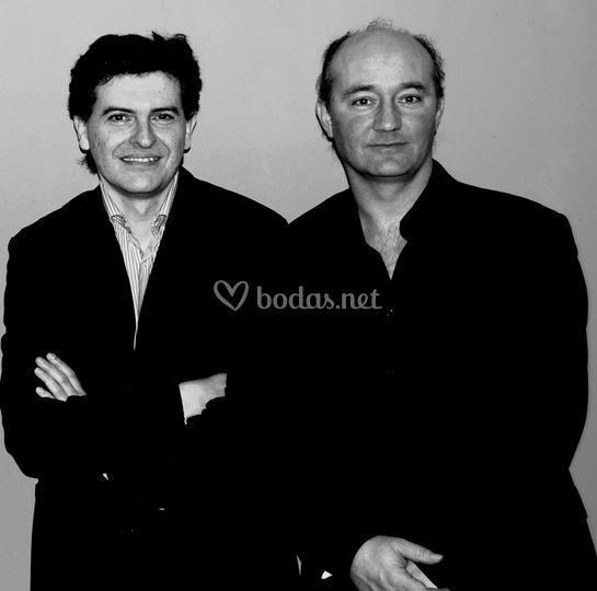 Miguel Ángel y Benito