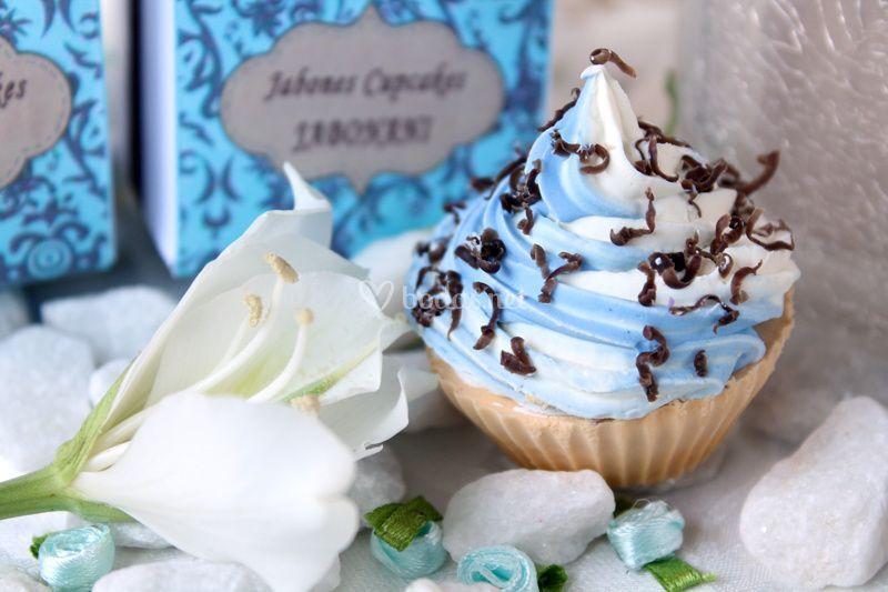Jabones Mini Cupcakes Eventos
