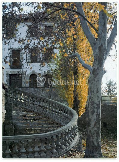 Balneario de Manzanera