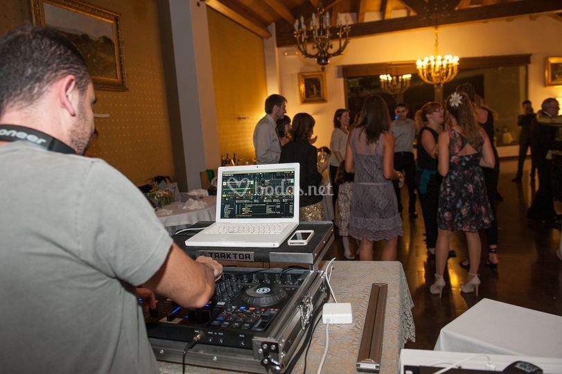 Montaje boda Puigcerdà
