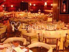 Banquetes en salón discoteca