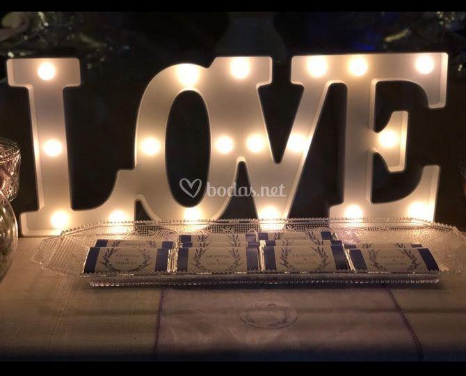 Love decoracion