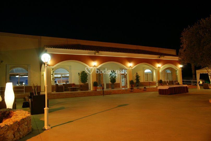 Salón Azahar