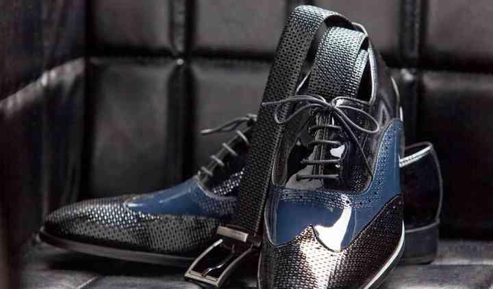 Zapato fiesta