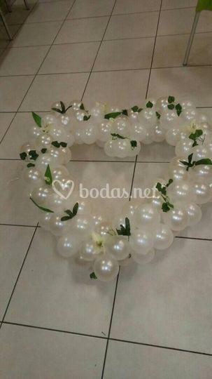 Corazon globo