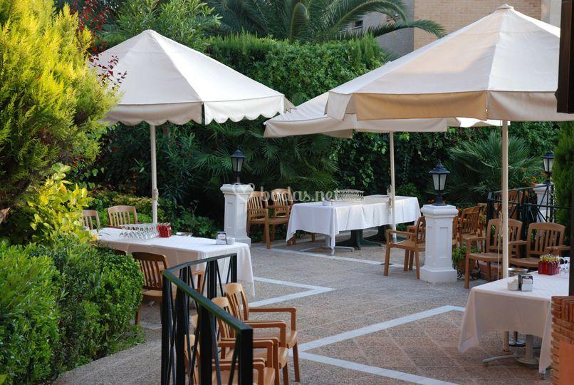 Terraza para cocktaill