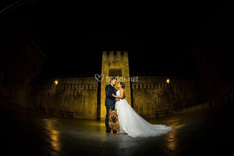 Reportaje de boda Vitoria