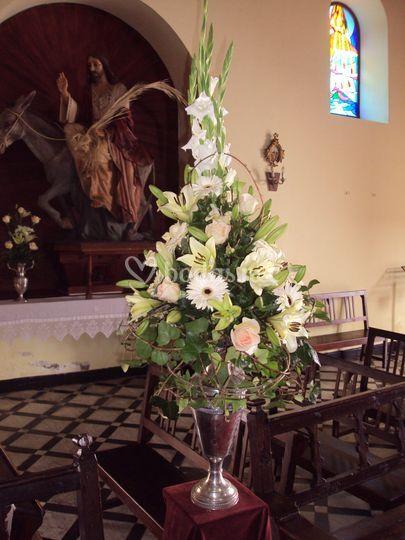 Ramos para boda